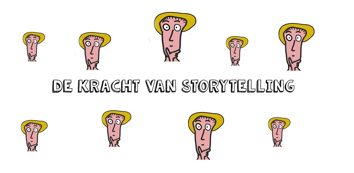 De kracht van visual storytelling